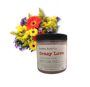 Crazy Love Sugar Scrub
