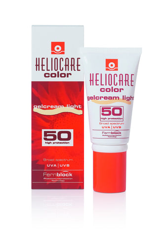 Heliocare Colour GelcreamLight 50 ml
