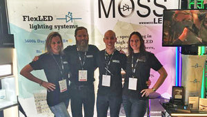 Moss LED Attends LDI 2015  - now onto Profusion 2015