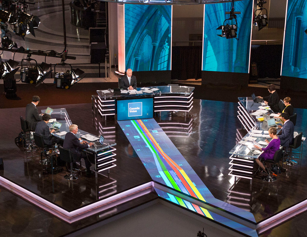 CBC Election Desks 2015