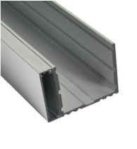 Aluminum Channel - MOSS-ALM-4335