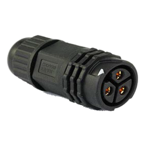 3-PIN Connector - Field Installable Plug