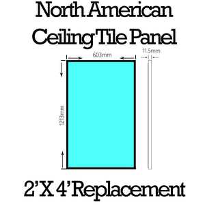 Ceiling Tile Panel