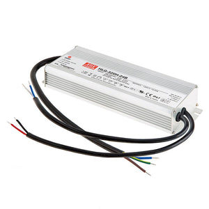 Rental - HLG 24V - 320W - 13.34A Power Supply - Moss LED