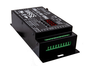 Cinque-LED DMX - 5 Channel Dimmer