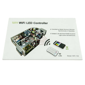 Residential & Commercial WiFi - Moss LED