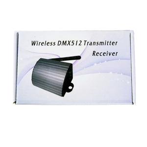 RAD Wireless DMX 512 Transmitter / Receiver Wireless DMX Male - Moss LED