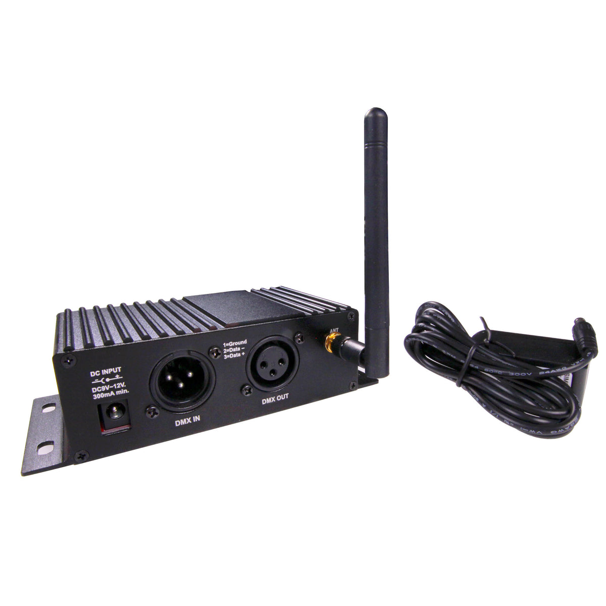 LCD Wireless DMX 512 Transmitter / Receiver Wireless DMX