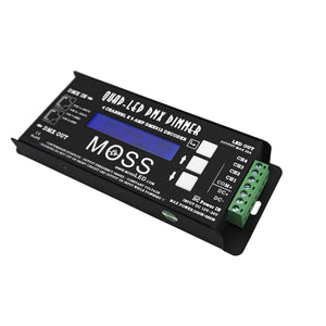Rental - QuadLED DMX Dimmer - Moss LED
