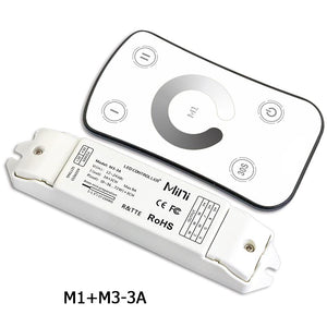 RF Single Color Dimmer M1+M3-3A - Moss LED