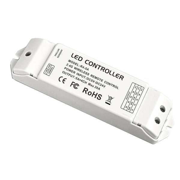 R4-5A Receiving WiFi Unit - Moss LED
