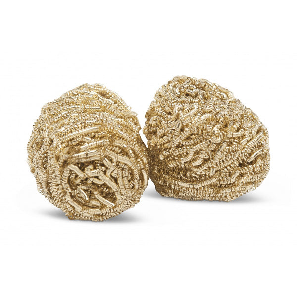 Weller Brass Wool Ball - Moss LED