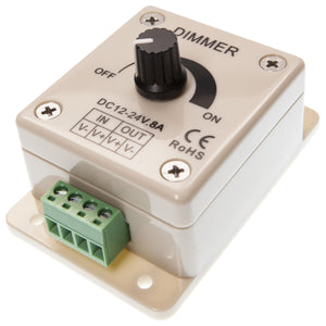 Single Channel Rotary Dimmer