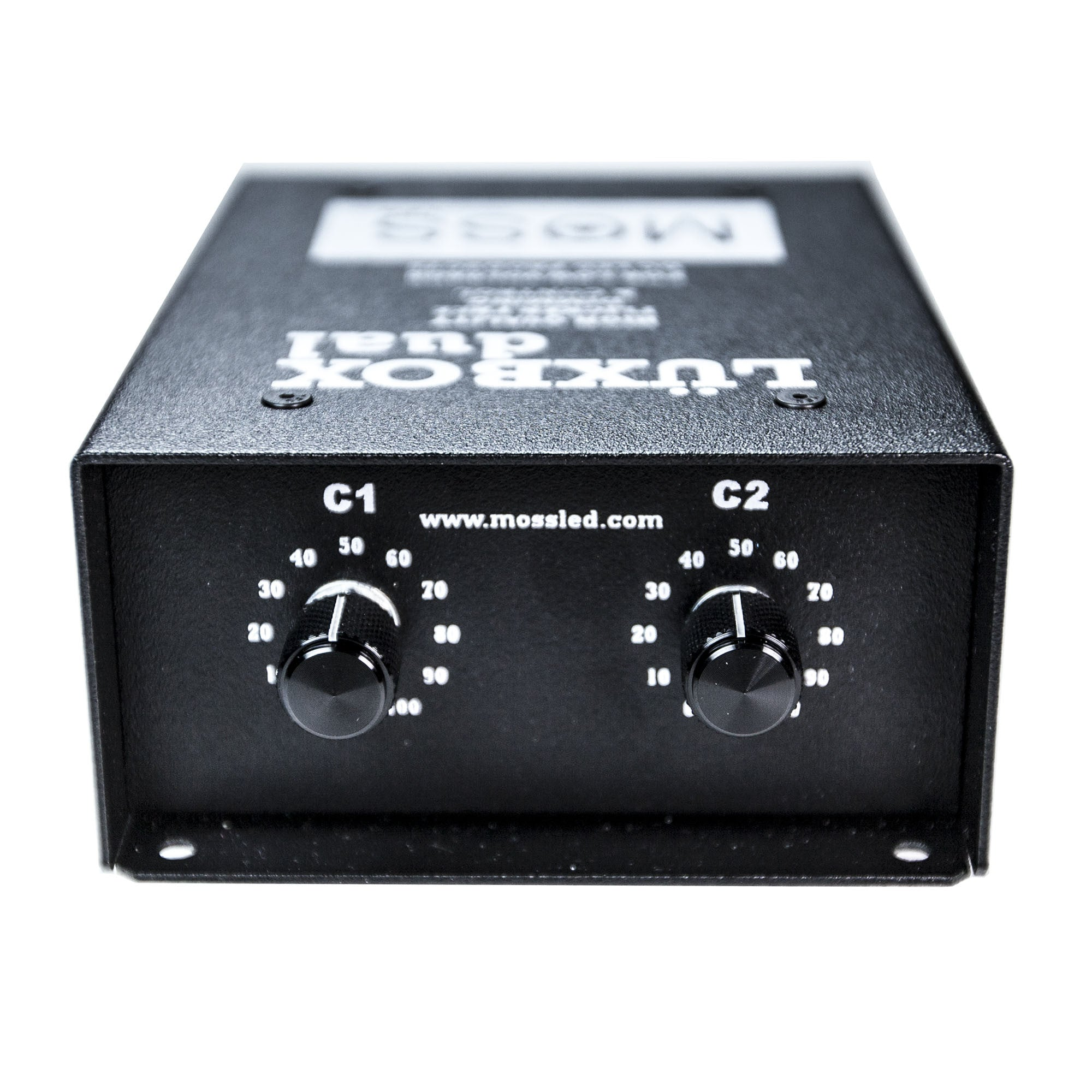 LUXBOX dual - 2 Channel Control * DISCONTINUED * - Moss LED