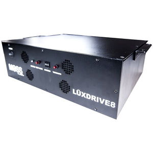 Rental - LUXDRIVE 8 DMX LED Dimmer - Moss LED