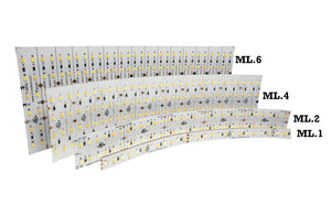ML2 Panel FlexLED HD - Moss LED