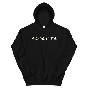 "THE ""FLIGHTS"" HOODIE"