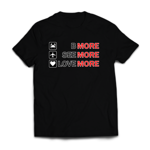 "THE ""MORE"" TEE"