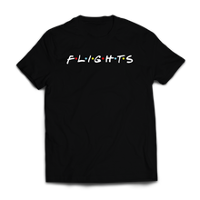 "Load image into Gallery viewer, THE ""FLIGHTS"" TEE"