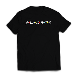 "THE ""FLIGHTS"" TEE"