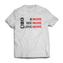 "Load image into Gallery viewer, THE ""MORE"" TEE"