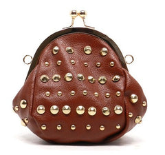 Studded Mini-Bag (Available in Royal Blue only)