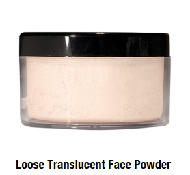 Loose Translucent Face Powder