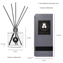 Load image into Gallery viewer, Lemongrass & Lime Reed Diffuser
