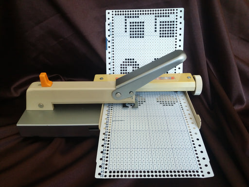 Brother Knitmaster Knitting Punch Card punching Machine PM-10