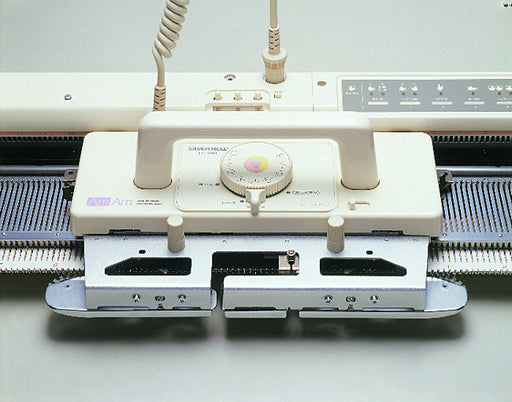 Silver Reed Knitting Machine Lace Carriage LC 580 Brand New 2 Year Manufacturer Warranty For Sale - machine4u
