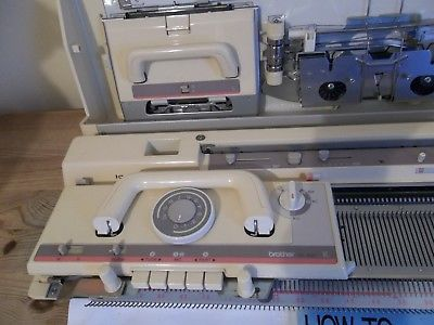 Brother Punch card knitting machine KH 891