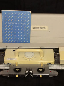 Silver Reed Electronic Knitting Machine SK 860 + SR 860 + PE1 + EC1 - machine4u - 1