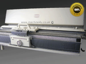 Brother Chunky Knitting Machine KH 260 + KR 260 Ribber Punch card Package - machine4u - 1