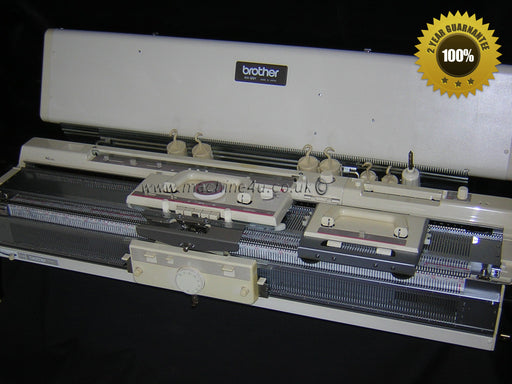Brother Punch card knitting machine KH 891 + KR 850 Ribber For Sale - machine4u