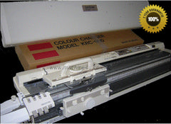 Brother Electroknit KH 940 Knitting Machine + KR850 Ribber + KRC900 Colour changer Package - machine4u