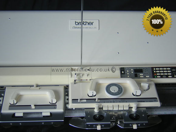 Brother Computerized KH 965 Knitting Machine For Sale - machine4u