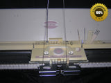 Brother Chunky Punch card Knitting Machine KH 260 For Sale - machine4u