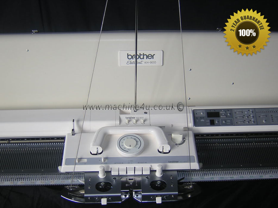 Brother Computerized KH 900 Knitting Machine
