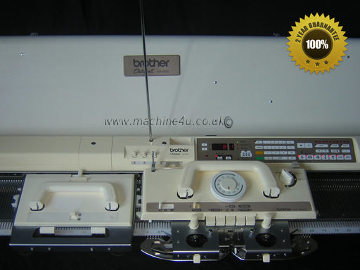 Brother Computerized KH 940 Knitting Machine