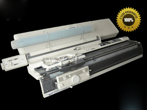 Brother Computerized KH 965 Knitting Machine + KR850 Ribber + KL116 Knitleader Package - machine4u