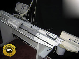 Passap Knitting Machine E6000 + Motor 3000A - machine4u