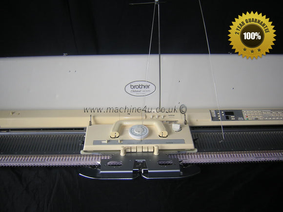 Brother Computerized Chunky Knitting Machine KH 270 For Sale - machine4u