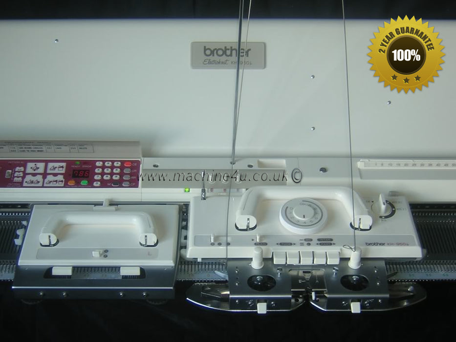 Brother Computerized KH 950i Knitting Machine