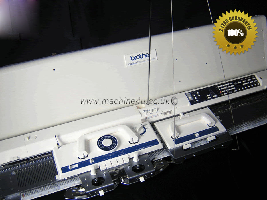 Brother Knitting Machine Computerized KH 965i