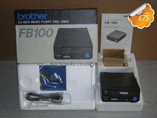 FB100 Drive for Brother Computerized Knitting Machines For Sale - machine4u