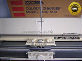 Brother Electroknit KH 965 Knitting Machine + KR850 Ribber + KRC900 colour changer Package - machine4u