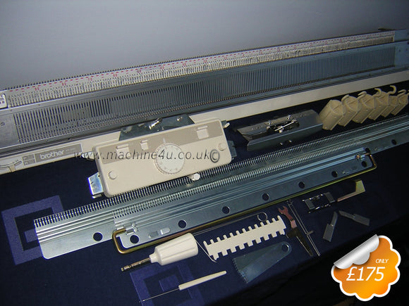 Ribber KR 850 for Brother Knitting Machines Computerized & Punch card - machine4u