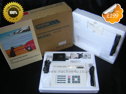 PPD 120 for Brother Computerized Knitting Machines For Sale - machine4u