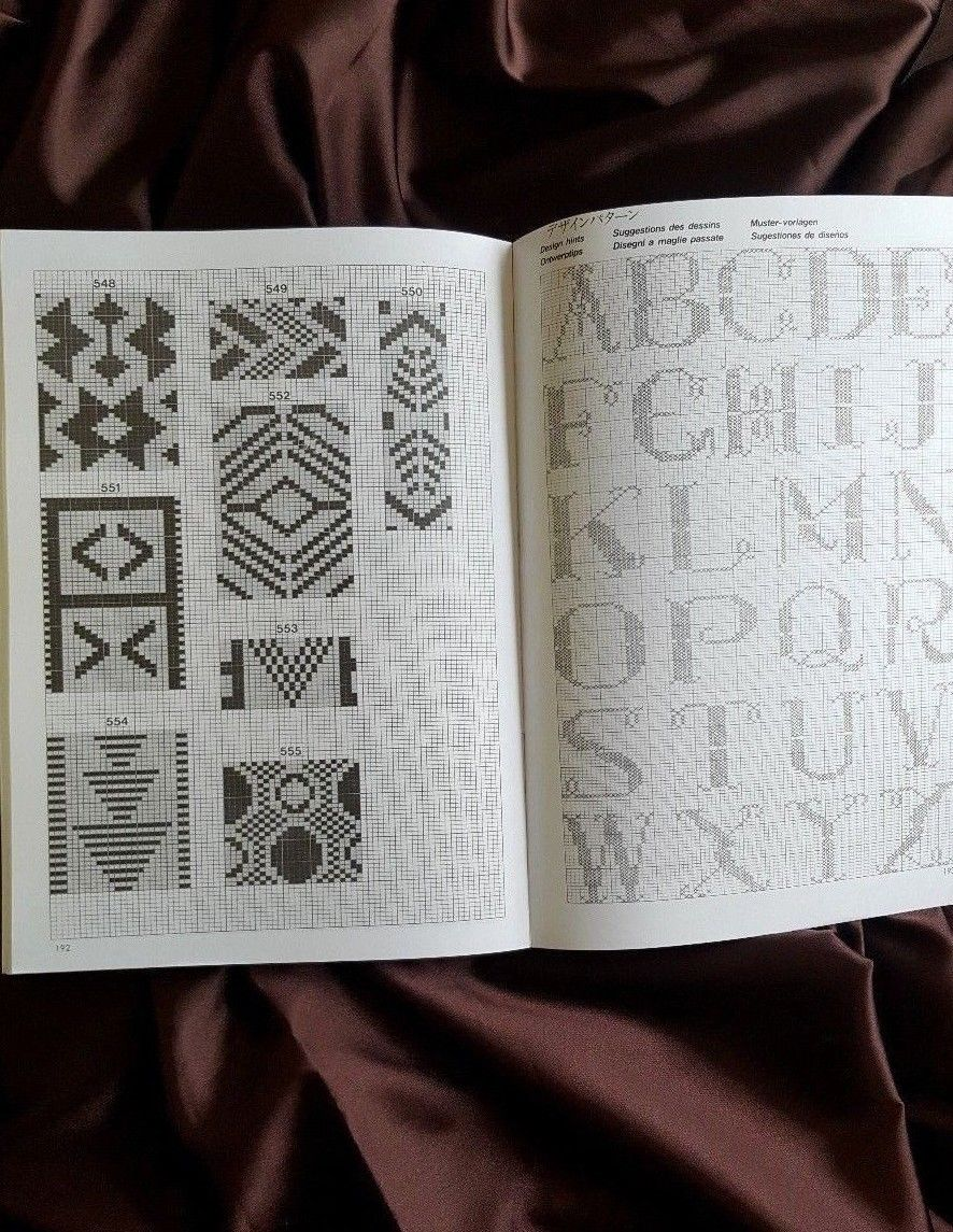 Stitchworld Pattern Book
