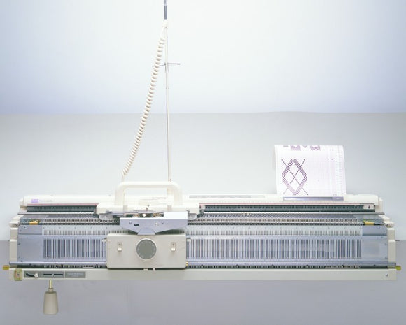 Silver Reed Knitting Machine Ribber SRP60N Brand New 2 Year Warranty For Sale - machine4u